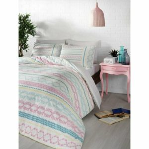 Casabel Denise Double Ranforce Duvet Cover