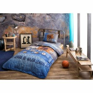 Taç Jeans Light Comforter Single Ranforce Comforter Set
