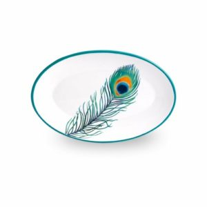 Peacock Kayak Plate