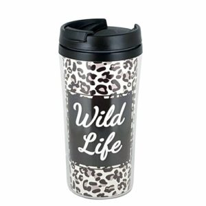 Leopard Thermos